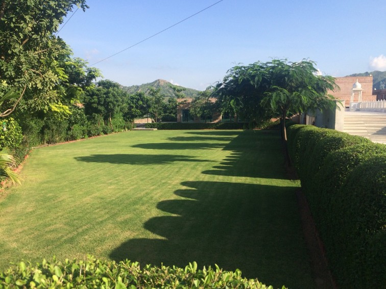 Mughal Garden Party & Wedding Lawn at Pratap Mahal,Ajmer-IHCL SeleQtions