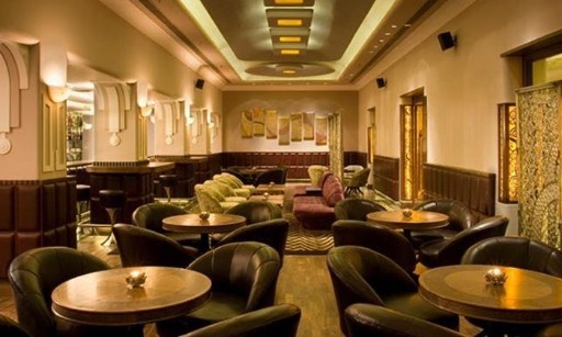InSomnia Restaurant at Ambassador, New Delhi-IHCL SeleQtions