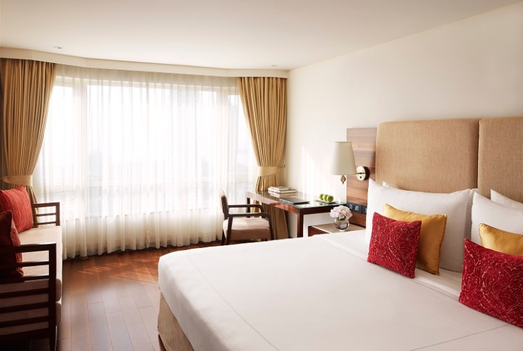 Premium Room With Queen Bed at President Mumbai